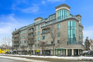Photo 1: 406 4 14 Street NW in Calgary: Hillhurst Apartment for sale : MLS®# A1070547