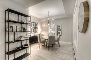 Photo 4: 417 383 Smith Street NW in Calgary: University District Apartment for sale : MLS®# A1145534