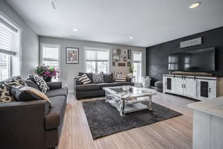 Photo 5: 1017 2400 Ravenswood View SE: Airdrie Row/Townhouse for sale : MLS®# A1075297