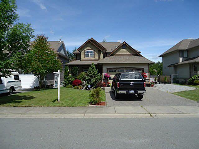 Main Photo: 27245 34 AVENUE in : Aldergrove Langley House for sale : MLS®# F1413762