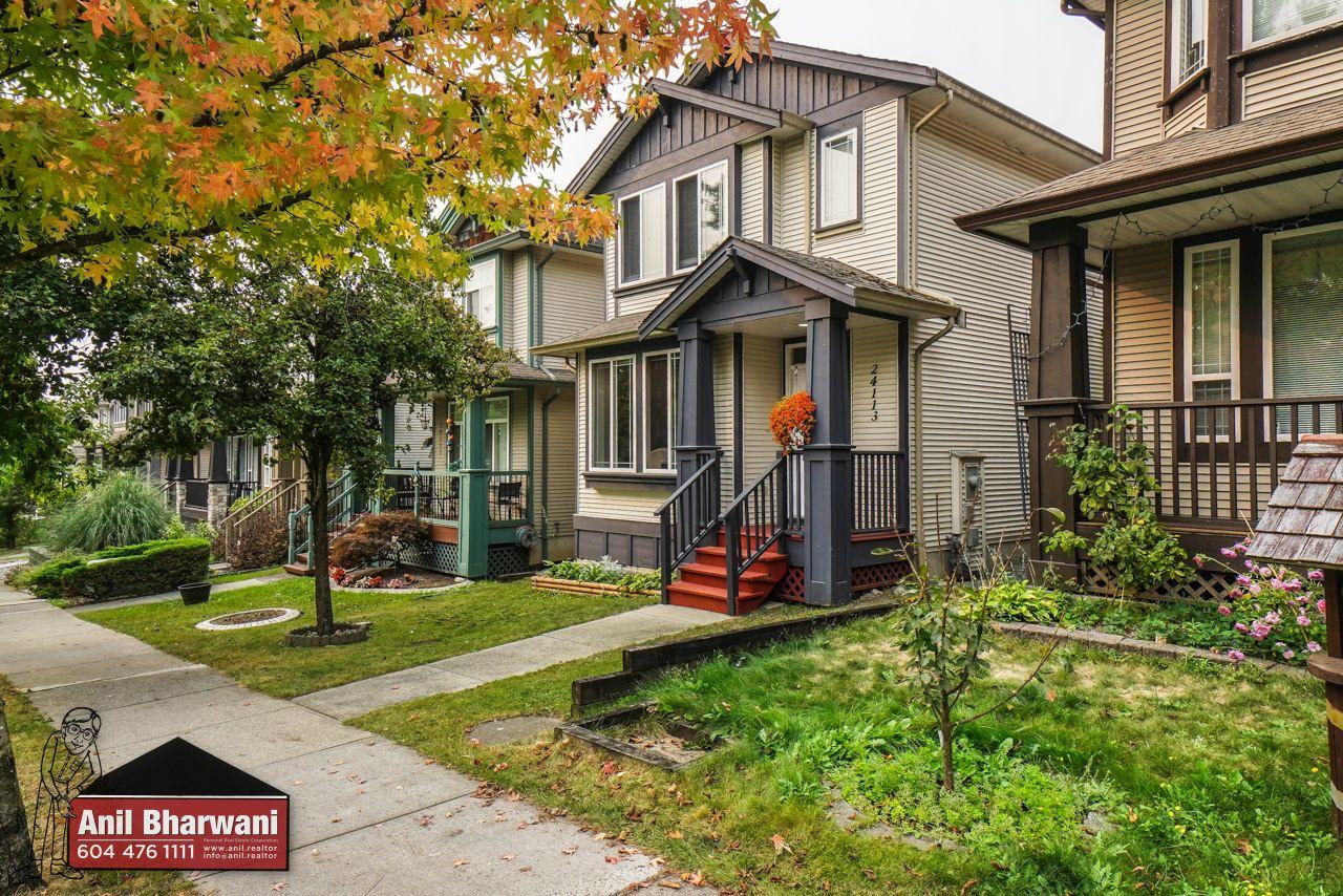 "Main Photo: 24113 102 Avenue in Maple Ridge: Albion House for sale in ""Homestead"" : MLS®# R2499816"
