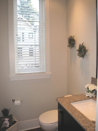 """Photo 15: 104 2580 LANGDON Street in Abbotsford: Abbotsford West Townhouse for sale in """"The Brownstones"""" : MLS®# F1128533"""