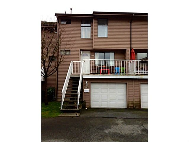 Main Photo: 501 Carlsen Place in Port Moody: North Shore Pt Moody Townhouse for sale : MLS®# V1036324