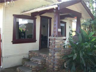 Photo 4: NORTH PARK House for sale : 2 bedrooms : 3685 Alabama Street in San Diego
