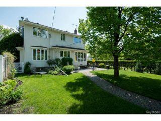 Photo 17: 313 Carpathia Road in WINNIPEG: River Heights / Tuxedo / Linden Woods Residential for sale (South Winnipeg)  : MLS®# 1515096