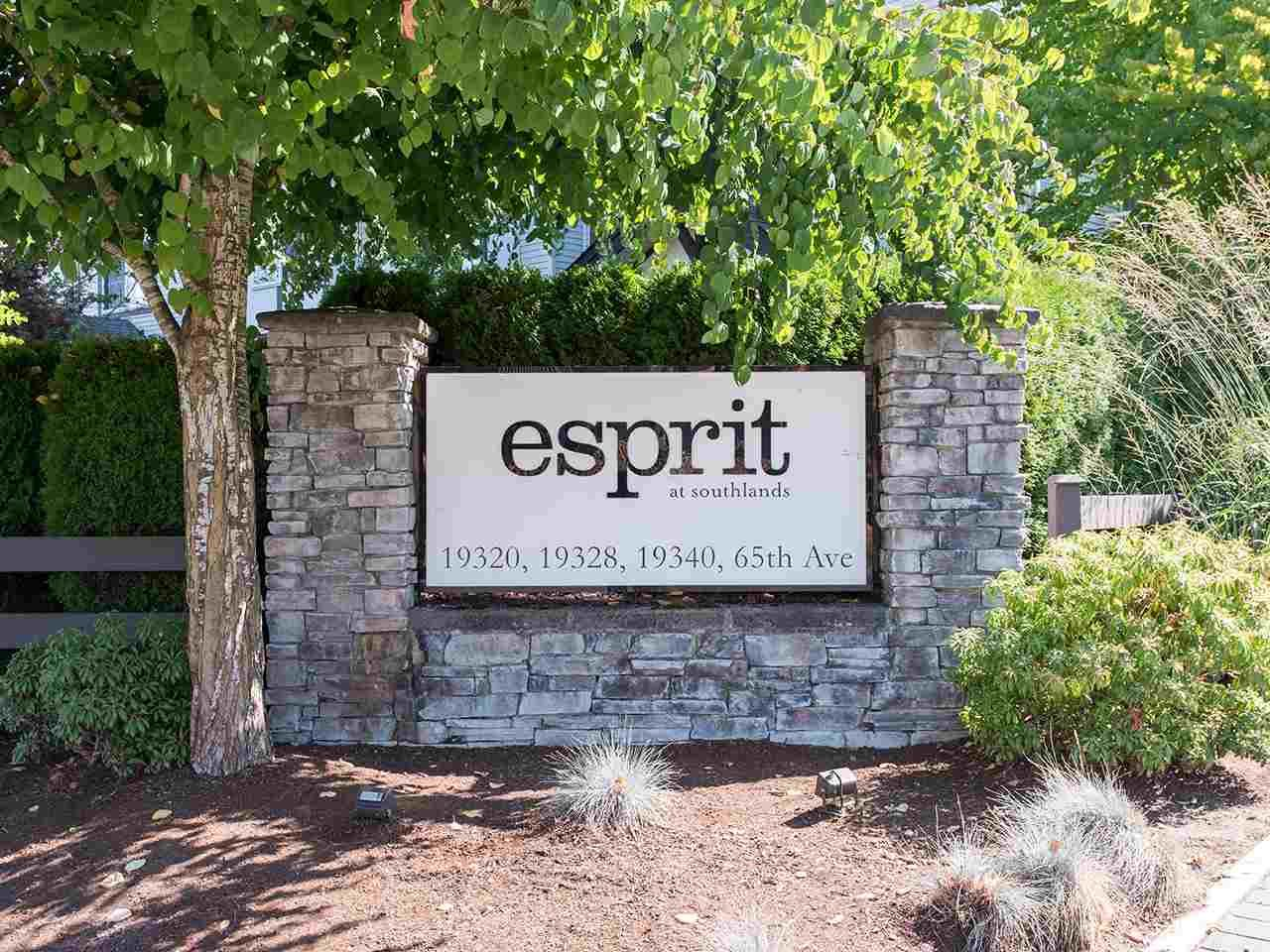 "Main Photo: 310 19320 65 Avenue in Surrey: Clayton Condo for sale in ""esprit"" (Cloverdale)  : MLS®# R2401302"