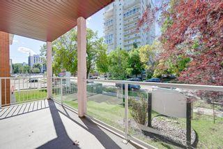 Photo 16: 101 10145 114 Street in Edmonton: Zone 12 Condo for sale : MLS®# E4262787