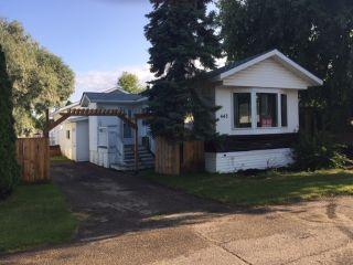 Photo 1: 443 10770 Winterburn RD in Edmonton: Zone 59 Mobile for sale : MLS®# E4210062