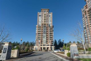 Photo 1: 705 6823 STATION HILL Drive in Burnaby: South Slope Condo for sale (Burnaby South)  : MLS®# R2326962