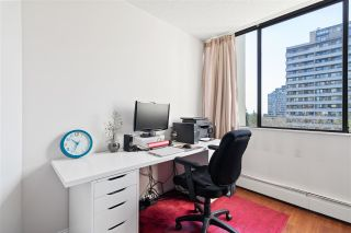 """Photo 12: 908 4105 MAYWOOD Street in Burnaby: Metrotown Condo for sale in """"Time Square"""" (Burnaby South)  : MLS®# R2570116"""