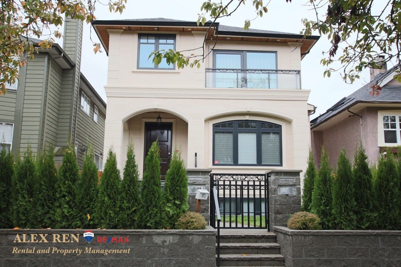 Main Photo: : Vancouver House for rent : MLS®# AR119