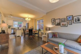 "Photo 8: 206 828 ROYAL Avenue in New Westminster: Downtown NW Townhouse for sale in ""BRICKSTONE WALK"" : MLS®# R2222014"