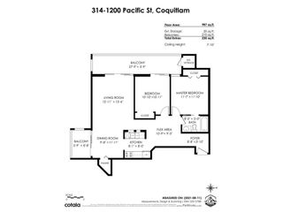 Photo 29: 314 1200 PACIFIC Street in Coquitlam: North Coquitlam Condo for sale : MLS®# R2609528