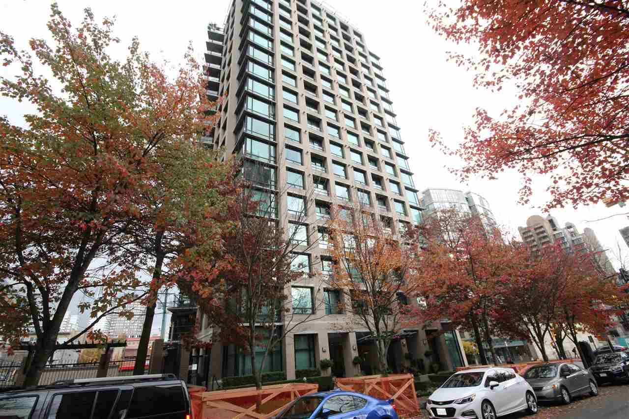Main Photo: 1206 1003 BURNABY Street in Vancouver: West End VW Condo for sale (Vancouver West)  : MLS®# R2380953