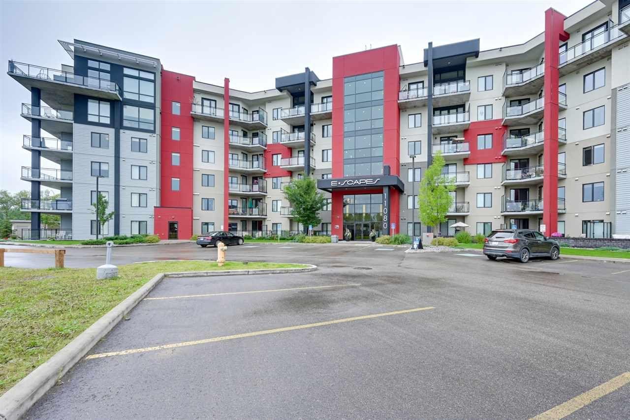 Main Photo: 410 11080 ELLERSLIE Road in Edmonton: Zone 55 Condo for sale : MLS®# E4239837