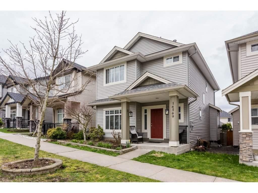 Main Photo: 16569 59A Avenue in Surrey: Cloverdale BC House for sale (Cloverdale)  : MLS®# R2224618