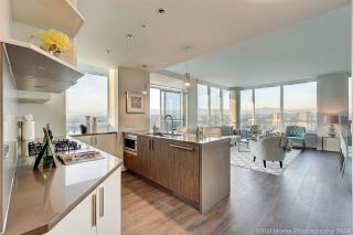 Photo 1: 1508 5599 COONEY Road in Richmond: Brighouse Condo for sale : MLS®# R2384703