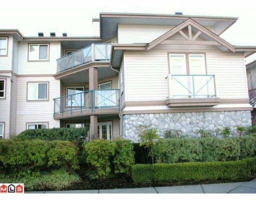 "Main Photo: 232 22150 48TH Avenue in Langley: Murrayville Condo for sale in ""EAGLECREST"" : MLS®# F1003427"