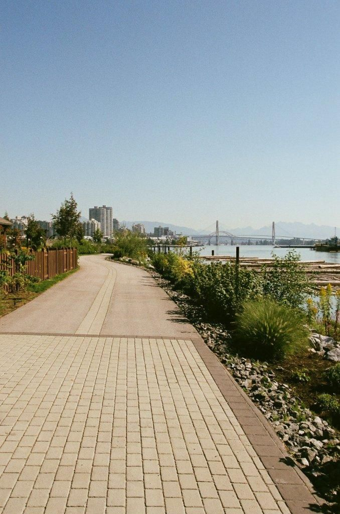"""Photo 2: Photos: 407 - 250 Salter Street in New Westminster: Condo for rent in """"Paddler's Landing"""""""