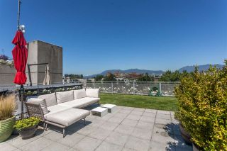 """Photo 15: 512 1540 W 2ND Avenue in Vancouver: False Creek Condo for sale in """"WATERFALL BUILDING BY ARTHER ERI"""" (Vancouver West)  : MLS®# R2186544"""