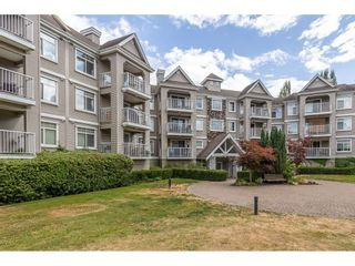 """Main Photo: 309 20896 57 Avenue in Langley: Langley City Condo for sale in """"BAYBERRY LANE II"""" : MLS®# R2603687"""