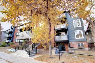 Photo 2: 401 1810 11 Avenue SW in Calgary: Sunalta Apartment for sale : MLS®# A1154103