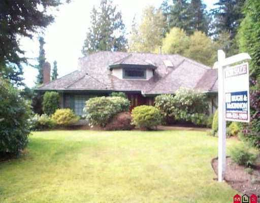 """Main Photo: 13271 AMBLE GREENE PL in White Rock: Crescent Bch Ocean Pk. House for sale in """"Amble Greene"""" (South Surrey White Rock)  : MLS®# F2520296"""