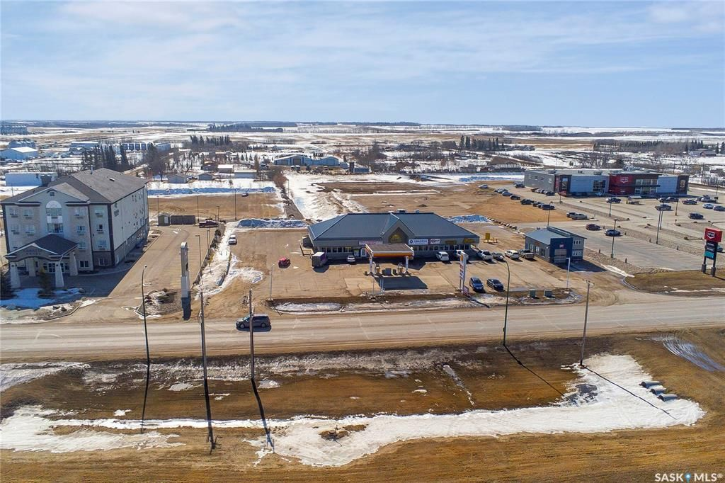 Main Photo: 913 93rd Avenue in Tisdale: Commercial for sale : MLS®# SK845086