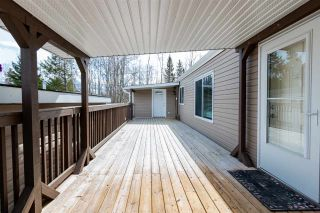 """Photo 18: 91 6100 O'GRADY Road in Prince George: St. Lawrence Heights Manufactured Home for sale in """"COLLEGE HEIGHTS TRAILER PARK"""" (PG City South (Zone 74))  : MLS®# R2453065"""