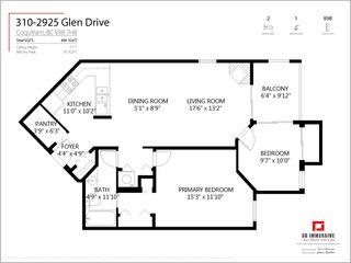 "Photo 30: 310 2925 GLEN Drive in Coquitlam: North Coquitlam Condo for sale in ""Glenborough"" : MLS®# R2615967"