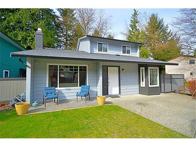 """Main Photo: 1231 BEEDIE Drive in Coquitlam: River Springs House for sale in """"RIVER SPRINGS"""" : MLS®# V1111284"""