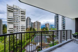 Photo 16: 708 4165 MAYWOOD Street in Burnaby: Metrotown Condo for sale (Burnaby South)  : MLS®# R2601570
