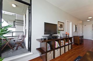 "Photo 4: 404 2828 YEW Street in Vancouver: Kitsilano Condo for sale in ""BEL AIR"" (Vancouver West)  : MLS®# V914119"