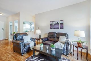 """Photo 4: 115 5677 208 Street in Langley: Langley City Condo for sale in """"Ivy Lea"""" : MLS®# R2591041"""
