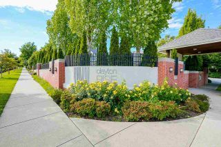 """Photo 1: 8 19505 68A Avenue in Surrey: Clayton Townhouse for sale in """"Clayton Rise"""" (Cloverdale)  : MLS®# R2590562"""