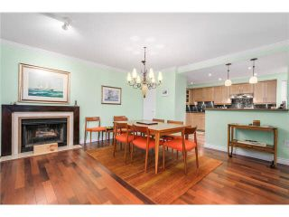 """Photo 4: 704 1450 PENNYFARTHING Drive in Vancouver: False Creek Condo for sale in """"Harbour Cove"""" (Vancouver West)  : MLS®# V1103725"""