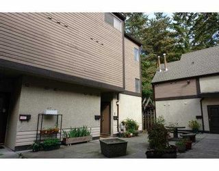 Photo 1: 3007 ARIES Place in Burnaby: Simon Fraser Hills Townhouse for sale (Burnaby North)  : MLS®# V662342