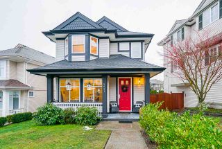 """Photo 1: 5681 149 Street in Surrey: Sullivan Station House for sale in """"Panorama Village"""" : MLS®# R2541950"""