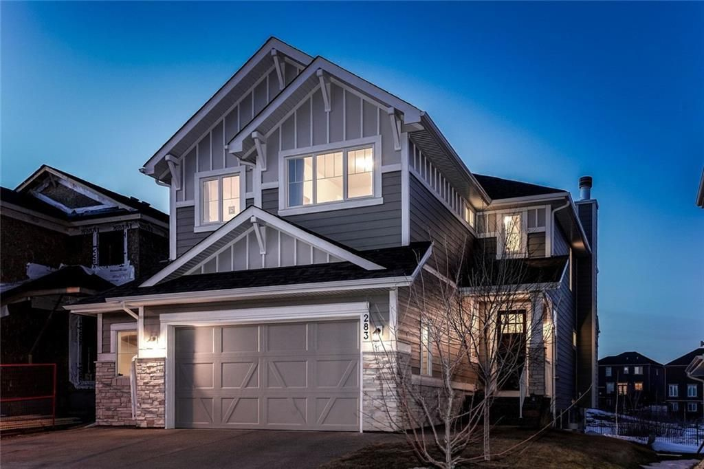 Main Photo: 283 Stonemere Green: Chestermere Detached for sale : MLS®# C4233917