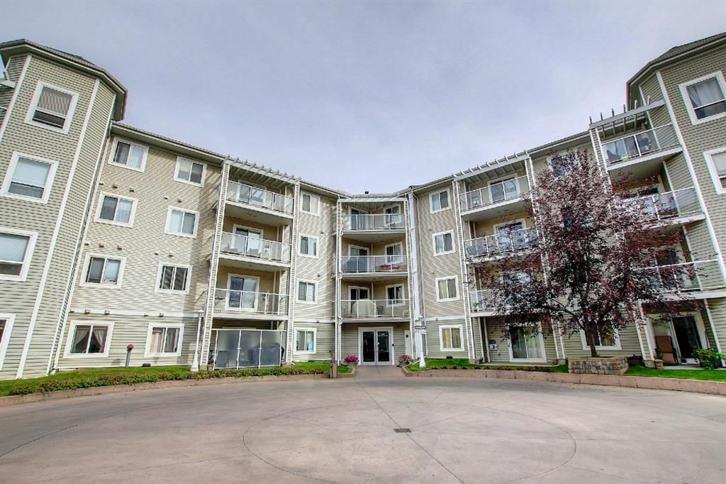 Main Photo: 412 260 Shawville Way SE in Calgary: Shawnessy Apartment for sale : MLS®# A1146971