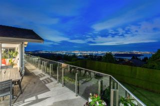Photo 2: 1410 SANDHURST PLACE in West Vancouver: Chartwell House for sale : MLS®# R2481576