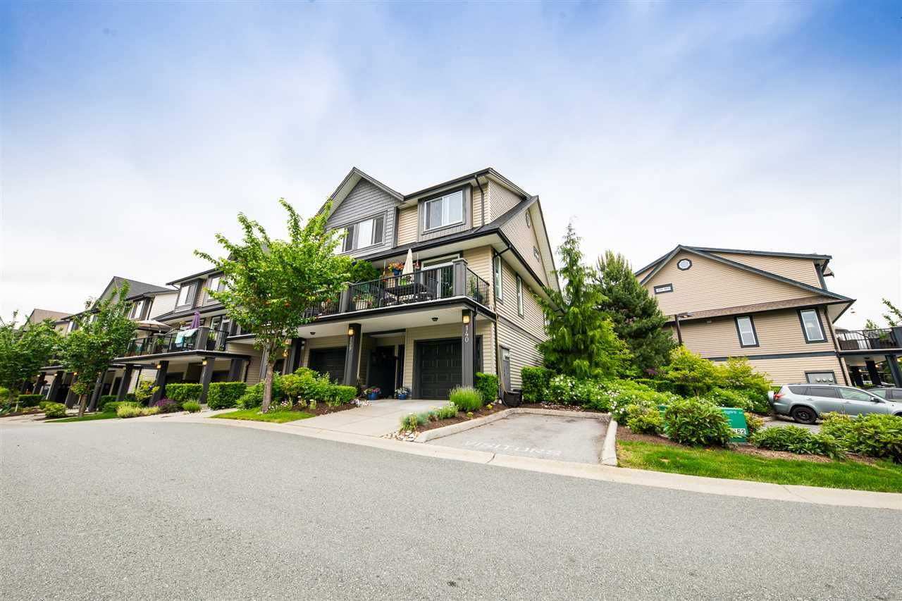 "Main Photo: 140 13819 232 Street in Maple Ridge: Silver Valley Townhouse for sale in ""BRIGHTON"" : MLS®# R2374446"