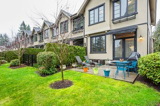 "Photo 33: 313 2580 LANGDON Street in Abbotsford: Abbotsford West Townhouse for sale in ""THE BROWNSTONES ON THE PARK"" : MLS®# R2440240"