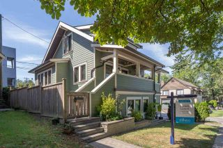 Photo 1: 2887 ALBERTA Street in Vancouver: Mount Pleasant VW 1/2 Duplex for sale (Vancouver West)  : MLS®# R2480585