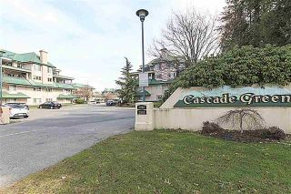 "Photo 1: 302 2964 TRETHEWEY Street in Abbotsford: Abbotsford West Condo for sale in ""CASCADE GREEN"" : MLS®# R2151246"