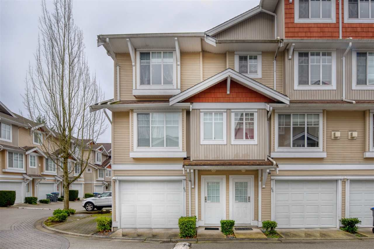 """Main Photo: 65 12110 75A Avenue in Surrey: West Newton Townhouse for sale in """"MANDALAY VILLAGE"""" : MLS®# R2443561"""