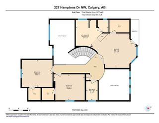 Photo 33: 227 Hamptons Drive NW in Calgary: Hamptons Detached for sale : MLS®# A1072950