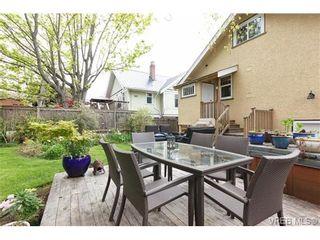 Photo 19: 1254 Basil Ave in VICTORIA: Vi Hillside House for sale (Victoria)  : MLS®# 669395