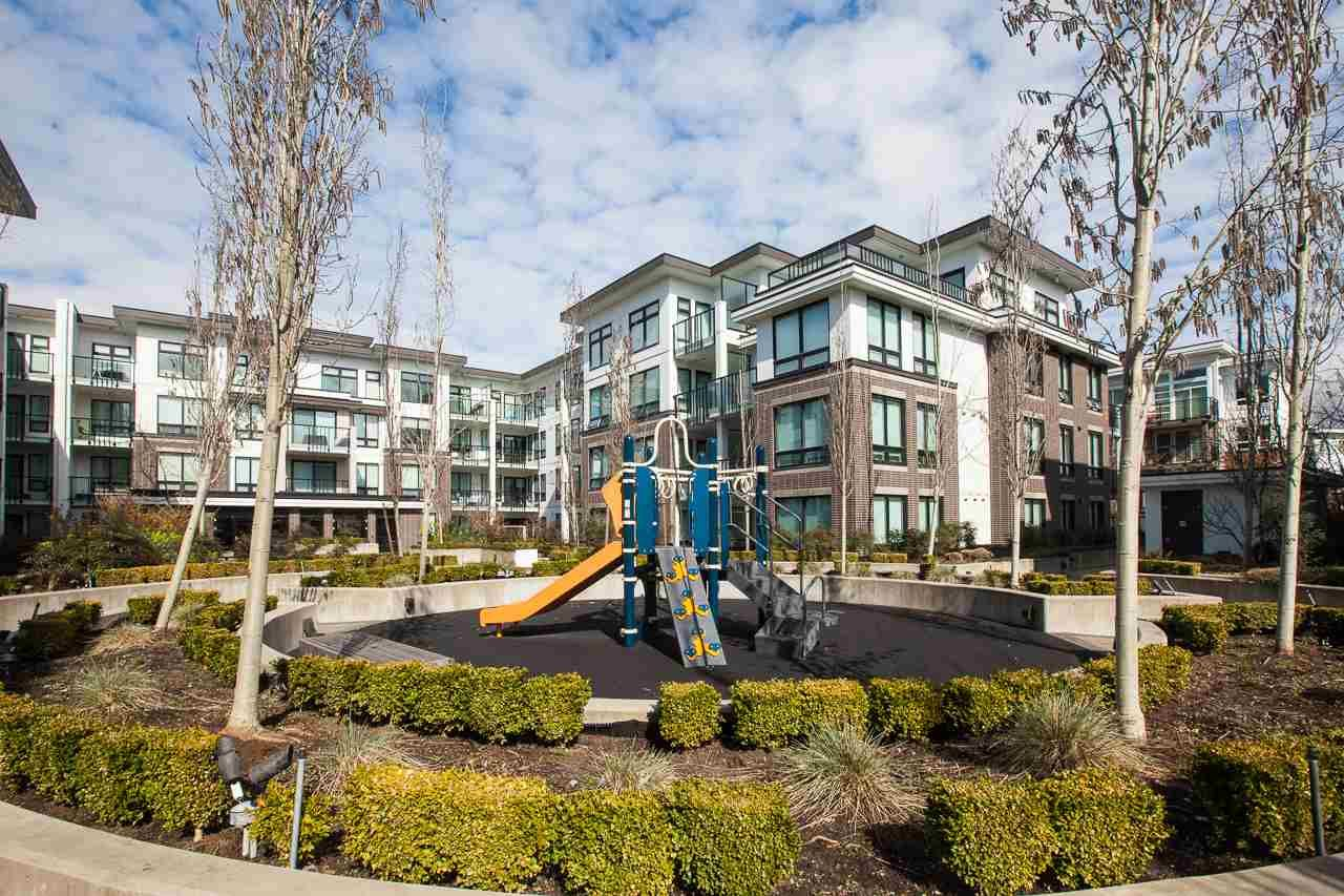Photo 20: Photos: 418 9388 ODLIN Road in Richmond: West Cambie Condo for sale : MLS®# R2249455