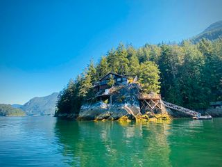 """Main Photo: LOT 1 JOHNSON Bay in North Vancouver: Indian Arm House for sale in """"INDIAN ARM"""" : MLS®# R2601490"""